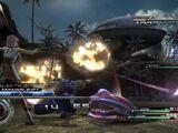 Serah Farron/Gameplay