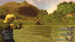 FinalFantasyVersusXIII combate 3