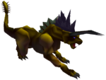King Behemoth FF7