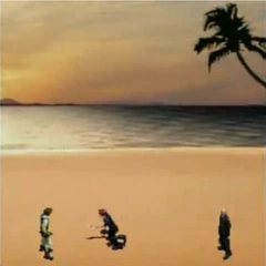 Costa del Sol in <i>Before Crisis -Final Fantasy VII-</i>.