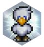 FFLTnS White Chocobo OR A