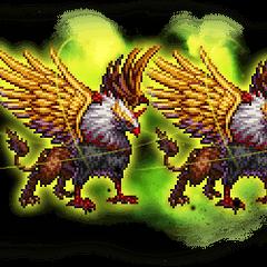 Cursed Griffon [剣と魔法のログレス いにしえの女神].