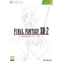 Capa Europeia e Australiana da Crystal Edition (Xbox 360).