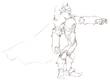 Golbez DS Sketch