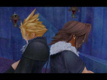 KH2 Cloud and Leon