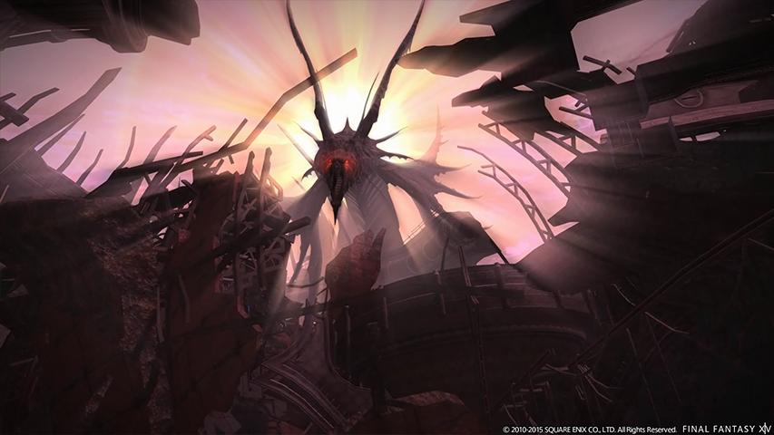Midgardsormr (Final Fantasy XIV) | Final Fantasy Wiki | FANDOM