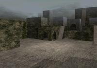 Battlebg-ffvii-temple-maze