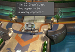 CC Jack location from FFVIII Remastered