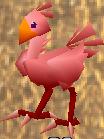 Chocobo rosso FFVII