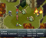 Chrono Trigger Fire