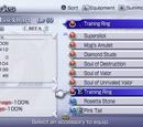 List of Dissidia 012 Final Fantasy accessories