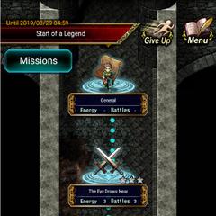 Start of a Legend map.