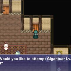 Gigantuar's Door.