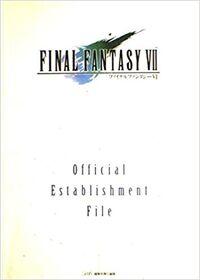 FFVIIOfficialEstablishmentFile-cover