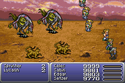 FFVI Running While Jumping Bug