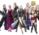 List of Lightning Returns: Final Fantasy XIII garbs