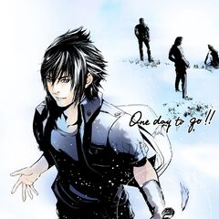 Noctis by Yusuke Naora the day before release.