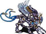 Pictlogica Final Fantasy enemies