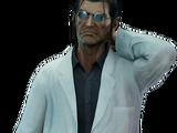 Professor Hojo