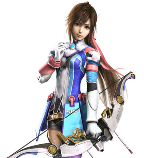 Render from <i>Star Ocean: The Last Hope</i>.