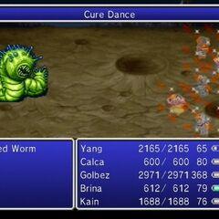 Cure Dance.
