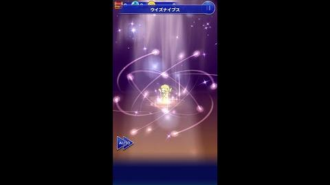 【FFRK】パンネロ必殺技『ウイズナイブス』