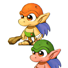 Artwork of Goblins from <i><a href=