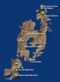 Continente di Esthar
