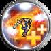 FFRK Burning Steel Icon