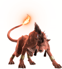 FFVIIR Red XIII