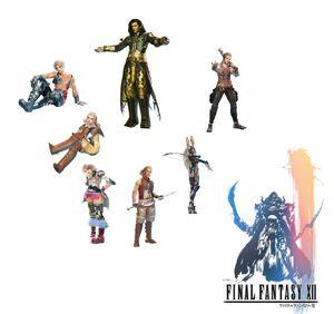 Final Fantasy XII Wallpaper