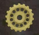 LRFFXIII Brass Gear