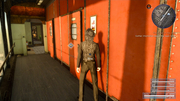 Train lodging in FFXV