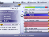 Dissidia 012 Final Fantasy abilities