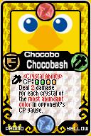 Chocobo Chocobash