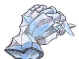 Crystal Gloves