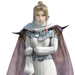 Rosa in <i>Final Fantasy IV The After Years</i> (PSP).