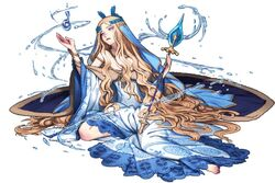 FFLTNS Water Priestess Artwork