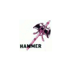 Hammer artwork.