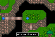 FFMQ Alive Forest