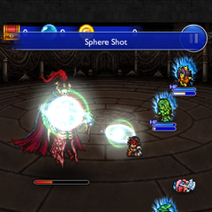 Sphere Shot.