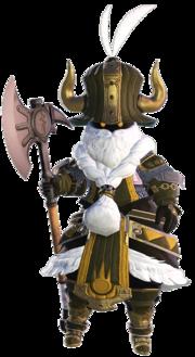FFXIV Dwarf