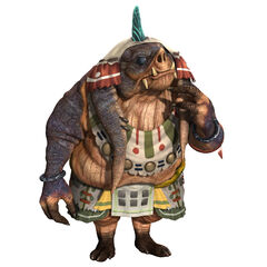 Seeq in <i>Final Fantasy XII</i>.