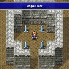The Magic Floor.
