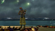 Wakka prays operation miihen aftermath