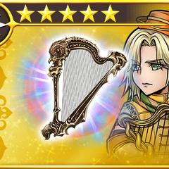Requiem Harp.