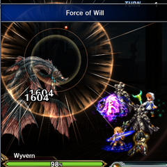 Force of Will.