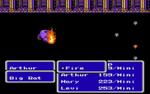 FFIII NES Fire