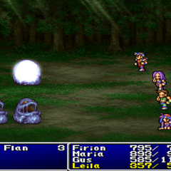 Holy1 in <i>Final Fantasy II</i> (PS).