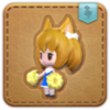 FFXIV Wind-up Cheerleader Minion Patch
